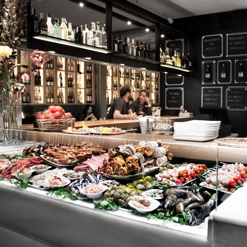 Vinitus Restaurante. Restaurante de tapas y vinos